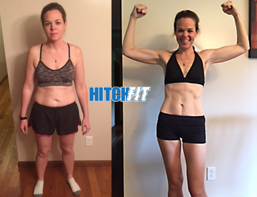 Couples Bootcamp Program Helped this Busy Mother of 2 Transform Her Body and Life