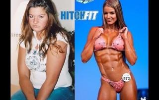 Amazing Bikini Weight Loss Transformation