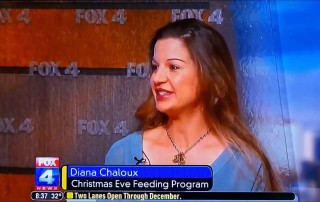 Haiti Christmas Feeding With Diana Chaloux On Fox 4 Monadnock Love In Motion