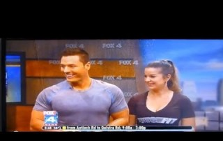 Healthy Recipe And Workout Tips With Hitch Fit On Fox 4 News Kansas City