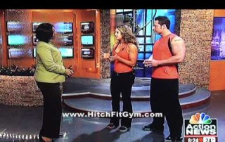 Hitch Fit Kansas City Personal Training On NBC News