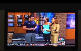 Hitch Fit On NBC Action News Discussing Fall Fitness