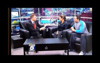 Hitch Fit Trainers Talk New Years Resolution On Kansas City TV 5