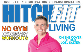 Hitch Fit Living Cover 2 July August 2016