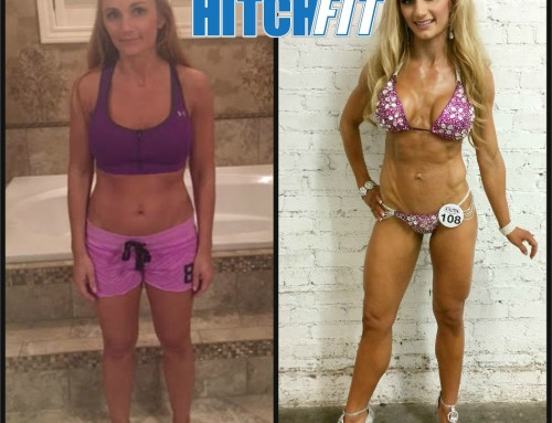 Fitness Model Competition Plan – Mom of Four