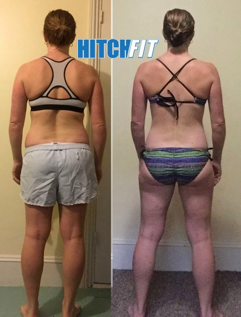 Weight Loss Plan for Moms Hitch Fit Online Training