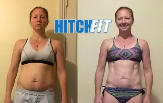Belinda A. Before and After Weight Loss 2