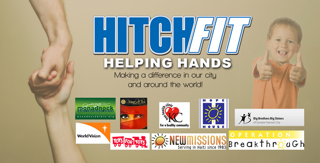 Hitch Fit Helping Hands