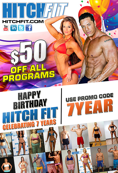 Hitch Fit February 2016 Sale!