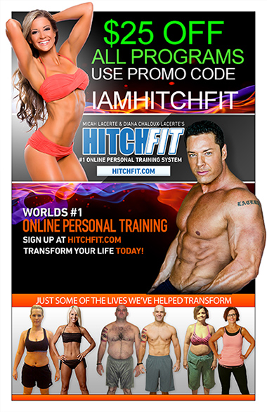 Hitch Fit Sale April 2016!