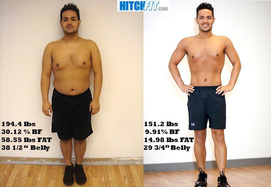 Gym machine routine weight loss photo 4