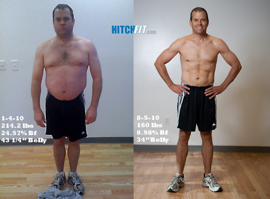 Losing weight after 50 for men