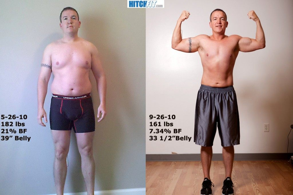 2 month fat loss muscle gain picture 5