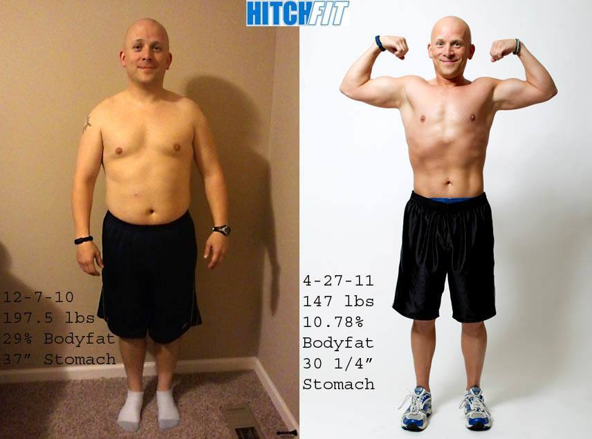 mens weight loss exercises