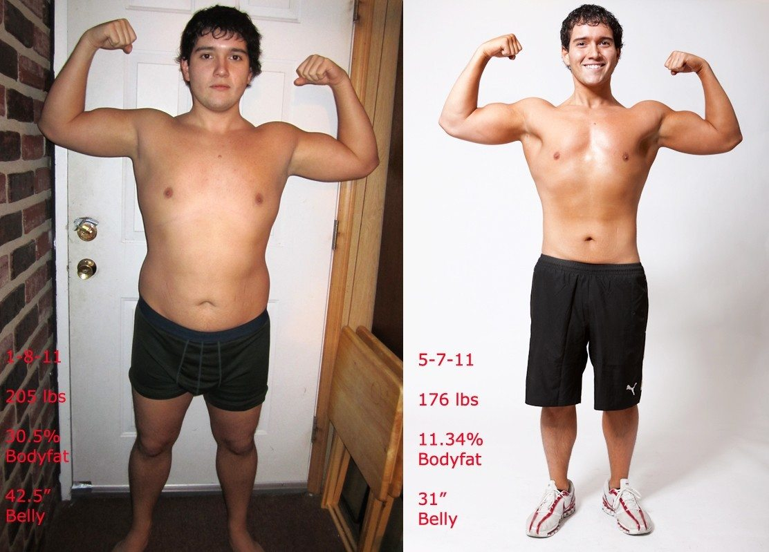 Lose 11 Pounds of Fat