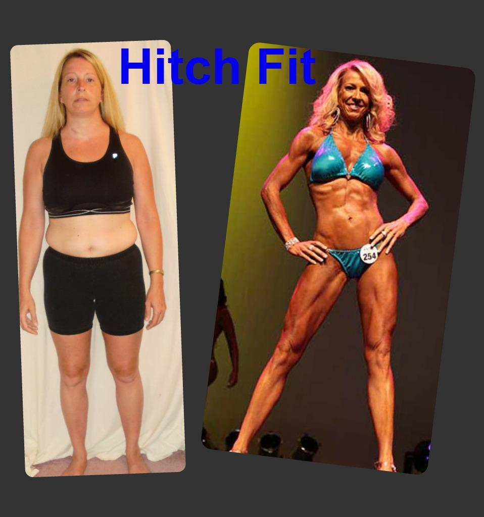 Fat Over Fab 50: Training For A Fitness Competition