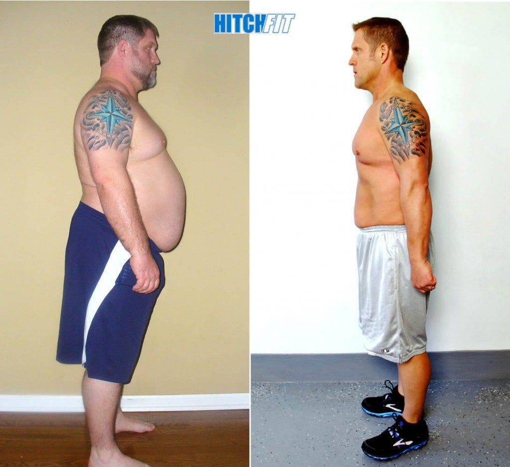 Lose 80 Pounds Police Officer Weight Loss Tim Drops 83 Lbs
