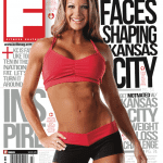 Diana's Cover of Kansas City Fitness Magazine is Out!!