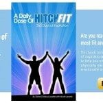 NEW BOOK - A Daily Dose of Hitch Fit - 365 Days of Inspiration