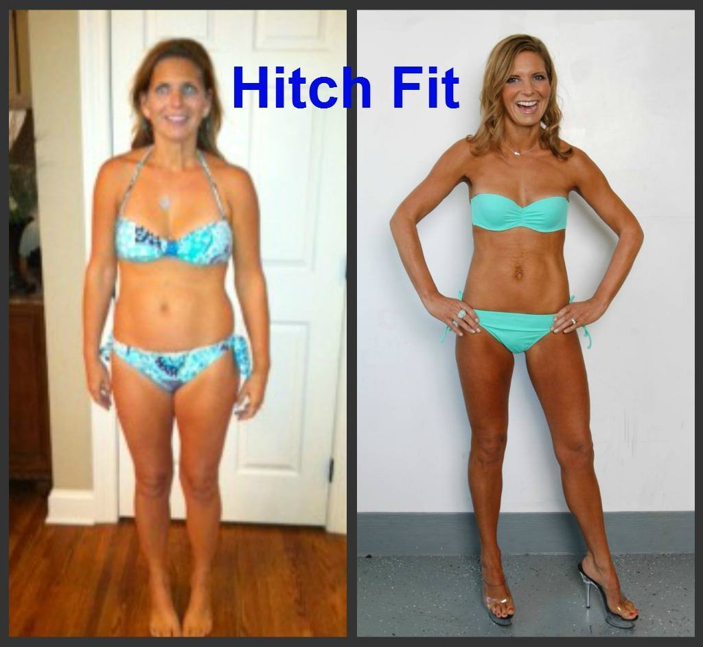 Fitness Model Diet Plan Before and After