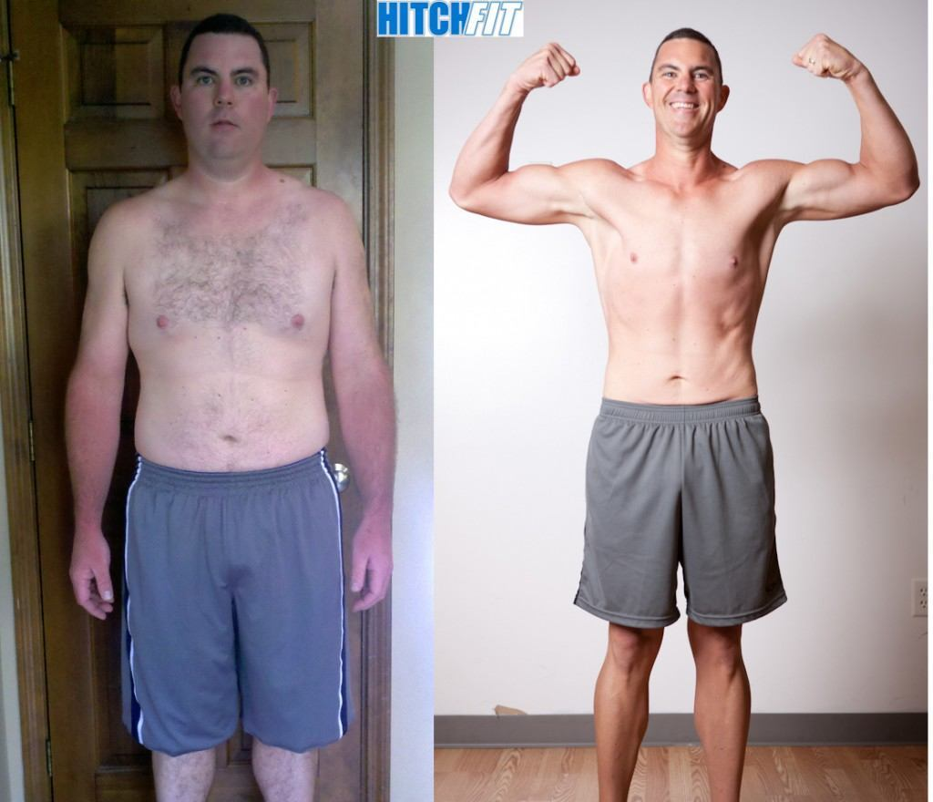 Body Transformation: James Hooked Himself Up With HitchFit ...