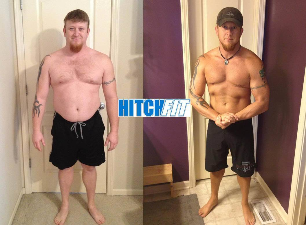 Brian Dropped Over 50lbs And Off All Medications Hitch Fit Online