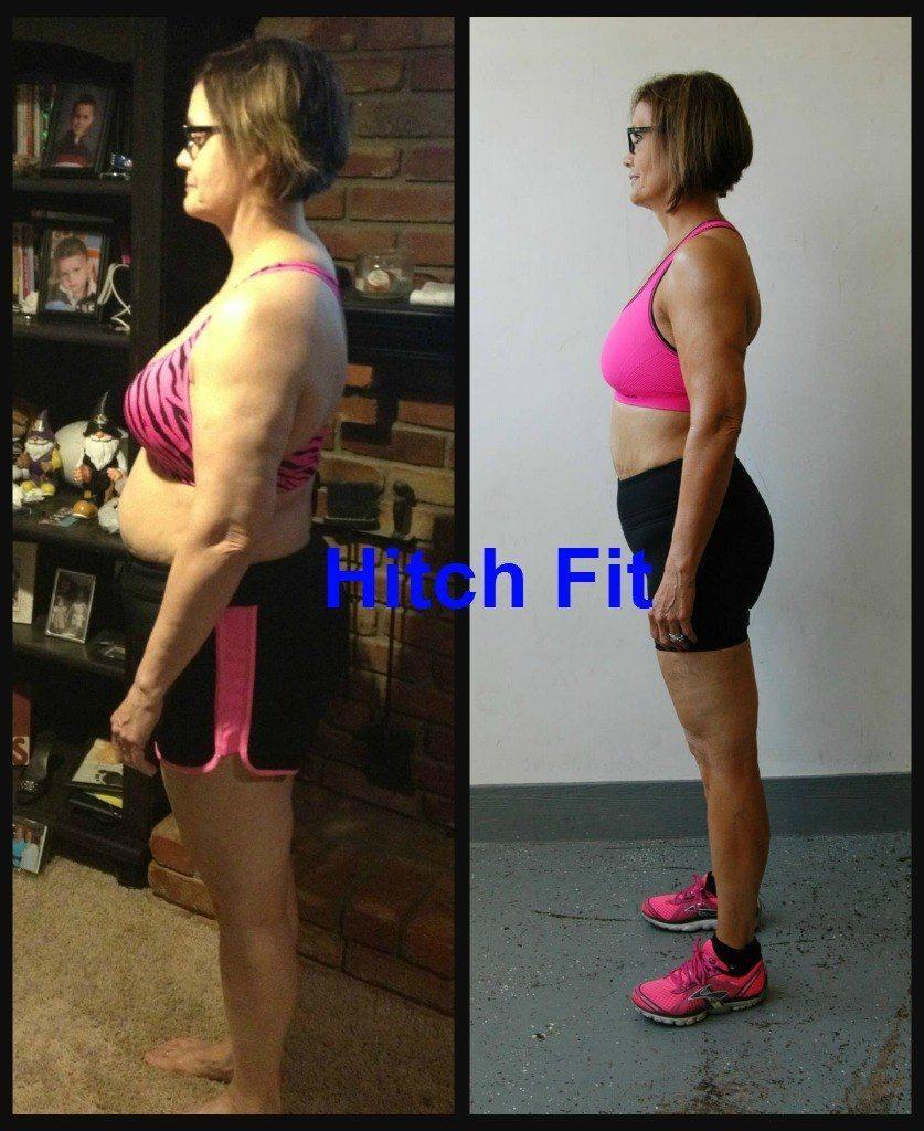 Fat loss over 50