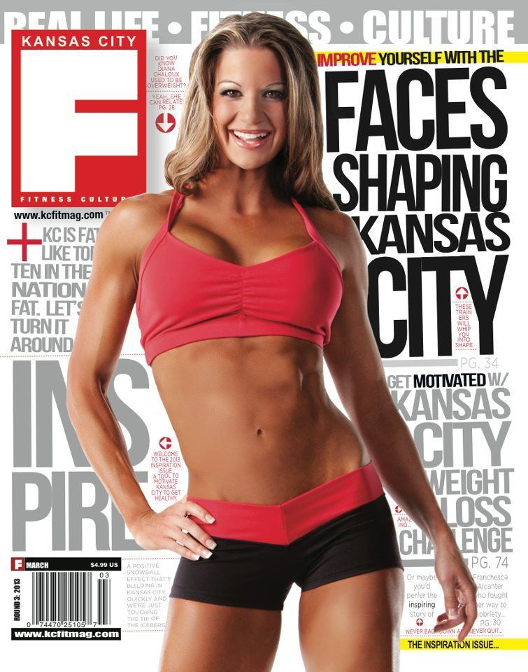 97258a3c71a Diana on KC Fitness Mag