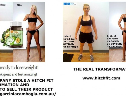 Stolen Hitch Fit Success Story Fights Garcinia Cambogia Website