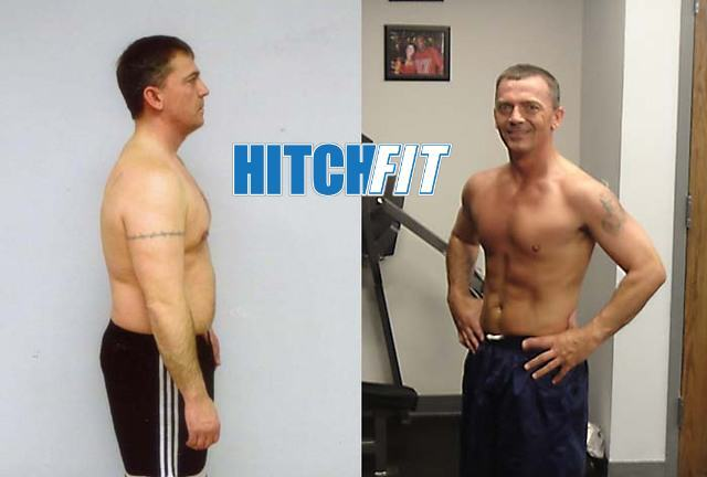 39 Year Old Sheds 20 Pounds of Fat with Hitch Fit Personal Training Program