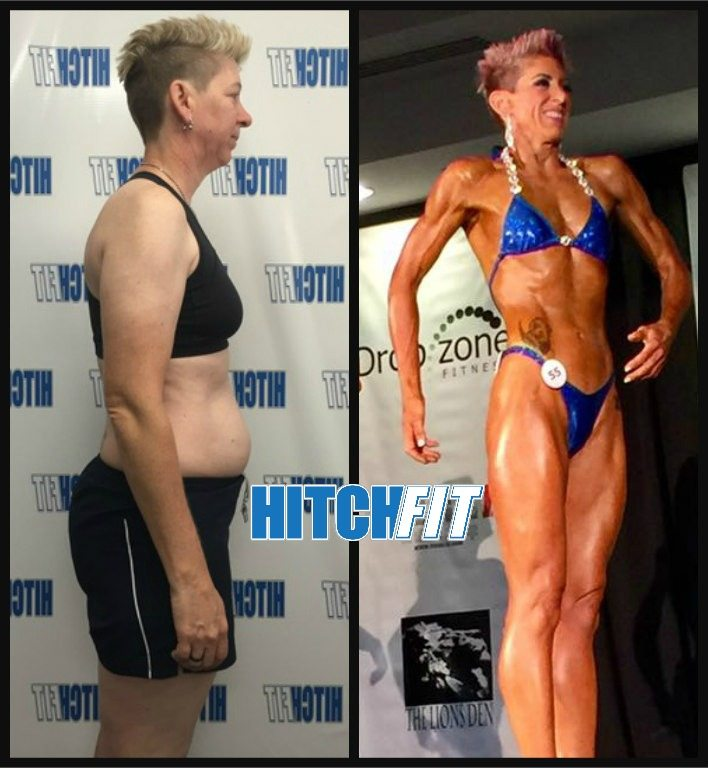 Fat Over Fab 50: Fit Over 40 Fitness Model