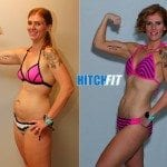 Women who lost 15 pounds