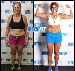 weight loss transformations over 50