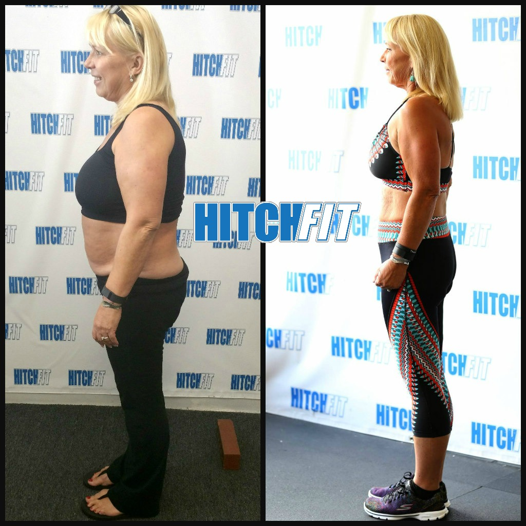fat loss plan for women over 55