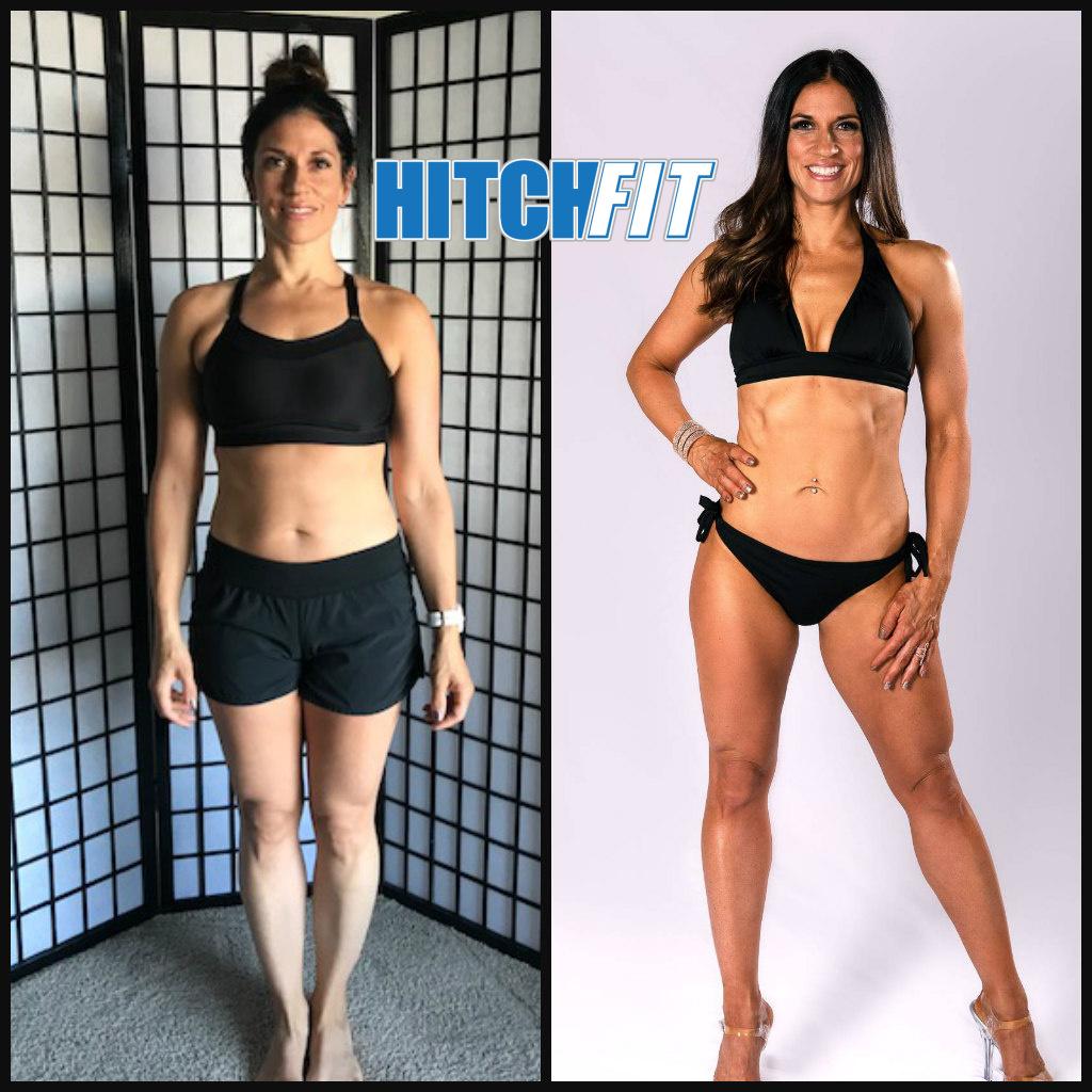 Bikini Model Body over 40