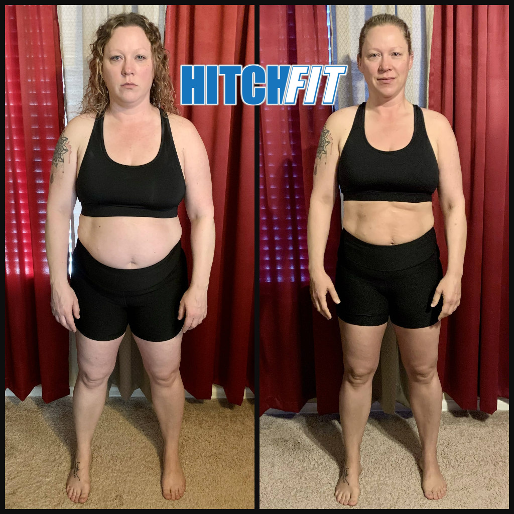 fit over 40 mom of four